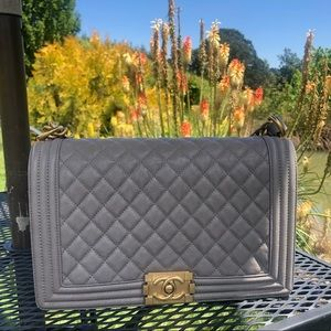 Chanel New Medium Boy Bag